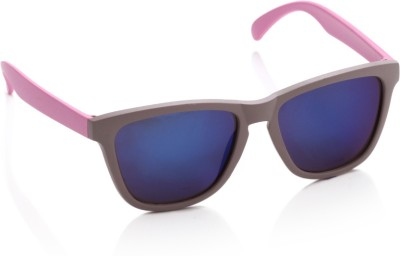 Joe Black 6280-C19 Wayfarer Sunglasses(Blue)