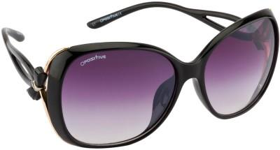 O Positive Designer Oval Sunglasses