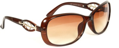 Simran ladies Rectangular Sunglasses