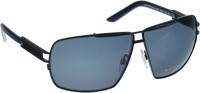 Sisley SY564-04-B58 Over-sized Sunglasses(Blue)