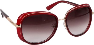 LAM BARCELONA Over-sized Sunglasses