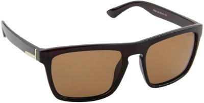 Voyage MG682 Wayfarer Sunglasses(Brown)