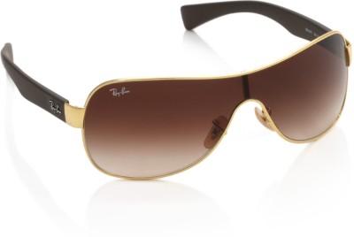 Ray Ban Wrap-around Sunglasses