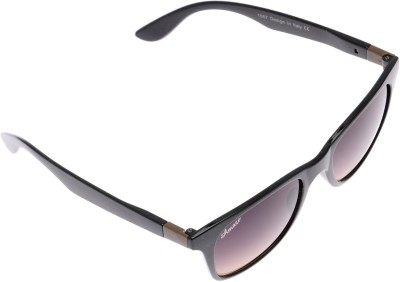 Amaze AM744 Wayfarer Sunglasses(Brown)