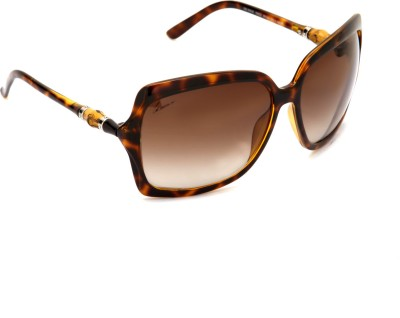 608d397d26e1 GUCCI GG 3131/S 791 Cat eye Sunglasses Brown available at Flipkart for Rs.