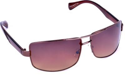 Cruzaar Rectangular Sunglasses
