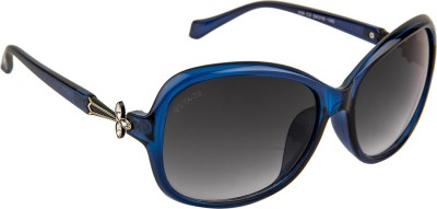 VOYAGE Over-sized Sunglasses