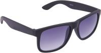Optistation Opt_wfblack Wayfarer Sunglasses(Violet)