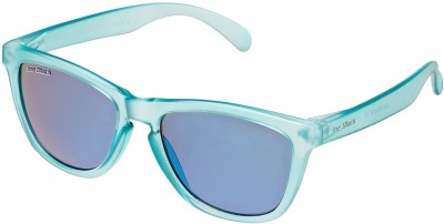Joe Black JB-555-C5 Wayfarer Sunglasses(Blue)
