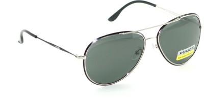 Police Aviator Sunglasses