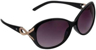Glares by Titan G188PLFLTD Over-sized Sunglasses