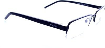 Vogue VO3838352S Oval Sunglasses(Clear)