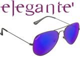 Elegant elt-5102/M Aviator Sunglasses (B...