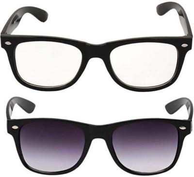 Abster Combo Wayfarer Sunglasses