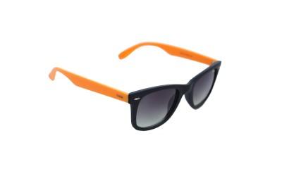IDEE IDEE-1928-C5 Wayfarer Sunglasses(Black)