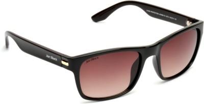 Joe Black JB-808-C3 Wayfarer Sunglasses(Brown)
