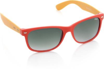 IDEE S1844-C11 Wayfarer Sunglasses(Grey)