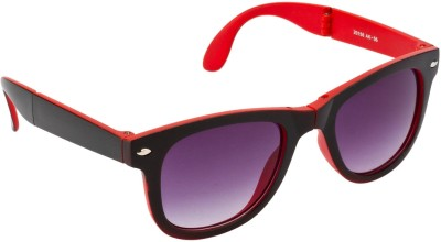 Mango People MP20156 RD02 Wayfarer Sunglasses(Violet)