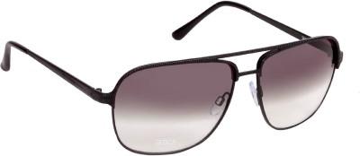 IDEE IDEE S1955 C2 61 Aviator Sunglasses(Green)