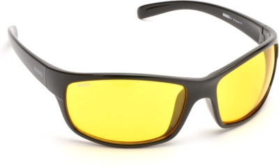 MTV Roadies RD-124-C3 Sports Sunglasses(Yellow)