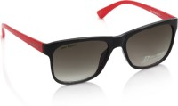 Joe Black JB-575-C4 Wayfarer Sunglasses(Brown)