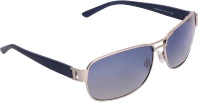 Xross X-003-C3-63 Rectangular Sunglasses