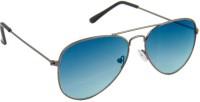 Blackburn BB15-GunBluGr Aviator Sunglasses(For Boys)