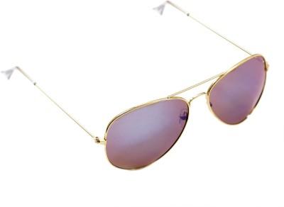 Brndey Nomed Aviator Sunglasses