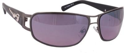 Sushito Elegant Rectangular Sunglasses