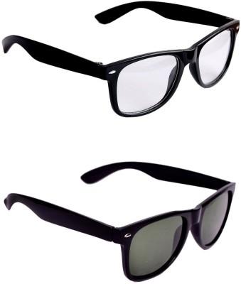 Simran Wayfarer Sunglasses