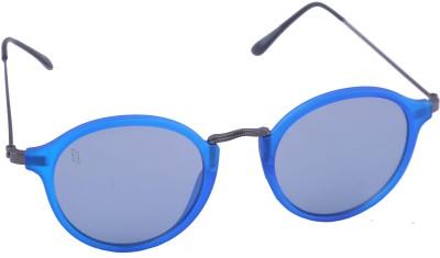 Esque Funky Round Round Sunglasses