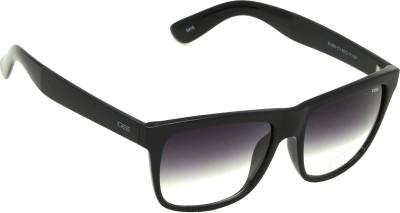 IDEE IDEE-S1983-C1 Wayfarer Sunglasses(Black)
