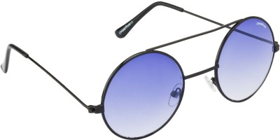 O Positive Retro Round Sunglasses