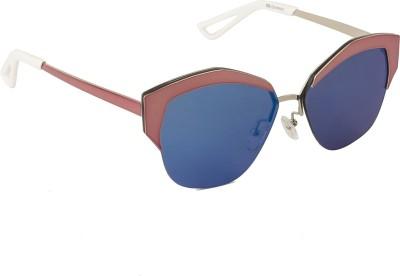 Danny Daze D-2815-C4 Oval Sunglasses