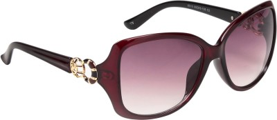 Ted Smith Cat-eye Sunglasses