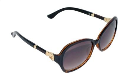 Brunette Cat-eye Sunglasses