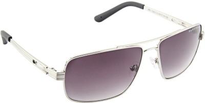 Farenheit 1300 Rectangular Sunglasses(Grey)