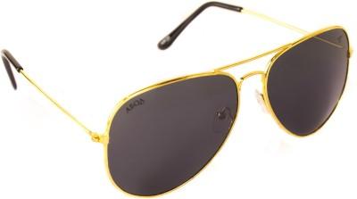 Abqa Good Quality Hawk Aviator Sunglasses