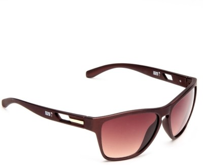 Highborn Classic Oval Sunglasses