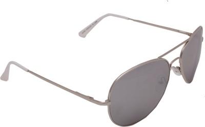 Floyd 30252_SIL_MERCURY Aviator Sunglasses(Clear)