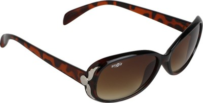 Amour Fashionable Oval Sunglasses