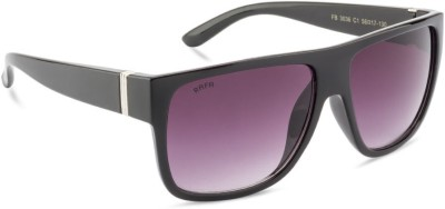 Rafa Retro Over-sized Sunglasses