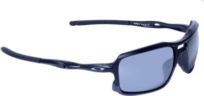Oakley Wrap-around Sunglasses