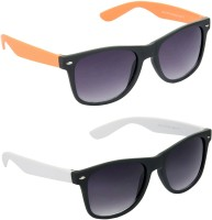 Red Leaf RCMB487_1 Wayfarer Sunglasses(For Boys)
