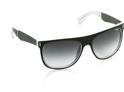 IDEE 1721 C3 Wayfarer Sunglasses(Green)