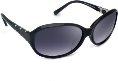 MacV Eyewear BL1006 A Oval Sunglasses