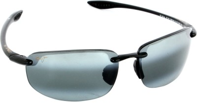 Maui Jim Hookipa Rectangular Sunglasses