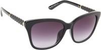 Farenheit 1238-C1 Cat-eye Sunglasses(Grey)