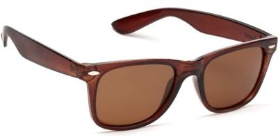 Estycal Brave Heart Polarized Wayfarer Sunglasses