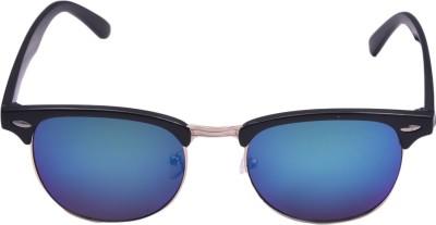 Lens Wayfarer Sunglasses
